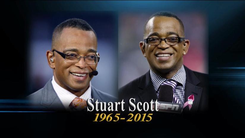 ESPN's Stuart Scott passes away at 49, following battle withcancer