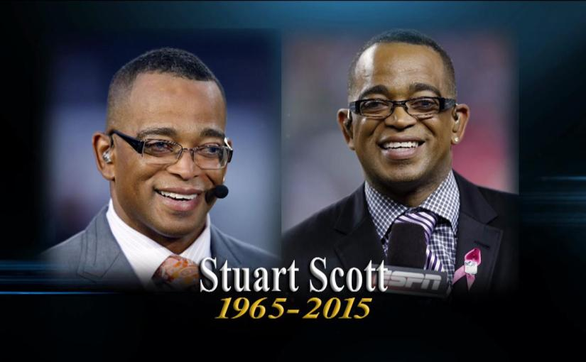 ESPN's Stuart Scott passes away at 49, following battle with cancer
